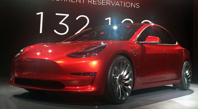 Tesla is Working with The Renewable Energy Association of CT