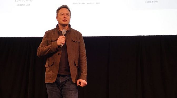 Elon Musk Writes to the Hartford Courant in Final Push as HB 7097 Vote Nears